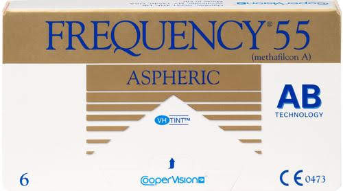Frequency 55 Aspheric (6 Pack)