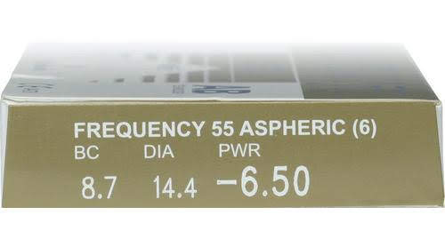 Frequency 55 Aspheric (6 Pack) (3795682885692)