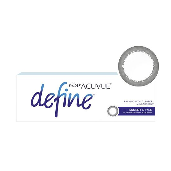 1-DAY ACCUVUE DEFINE (30 Pack) (3844606689340)