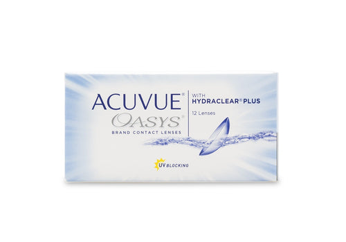 ACCUVUE OASYS 2-Week (12 Pack)