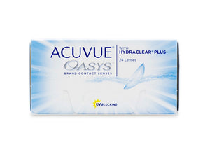 ACCUVUE OASYS 2-Week (24 Pack) (3851311710268)