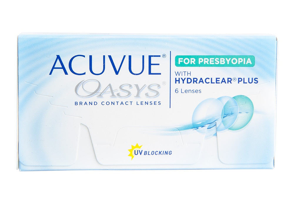 ACCUVUE OASYS 2-Week for Presbyopia (6 Pack)