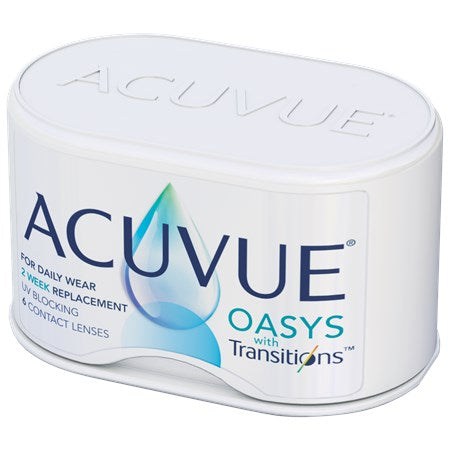 ACCUVUE OASYS with Transitions (6 Pack)
