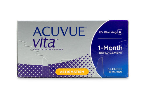 ACCUVUE VITA for Astigmatism (6 Pack)