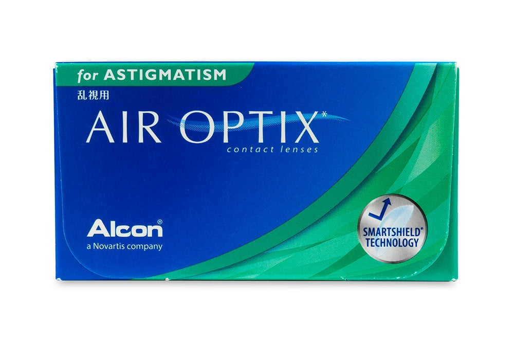 AIR OPTIX for ASTIGMATISM (6 Pack)