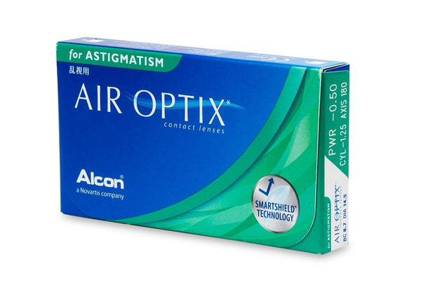 AIR OPTIX for ASTIGMATISM (6 Pack) (3848474001468)