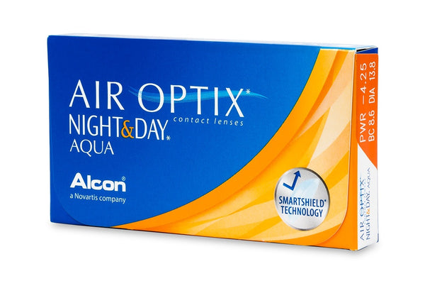 AIR OPTIX NIGHT & DAY AQUA (6 Pack) (3795502039100)