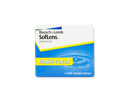 SofLens Multifocal (6 Pack) (3849560358972)