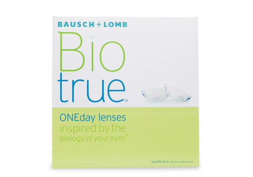Biotrue ONEday (90 Pack)
