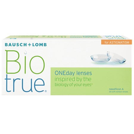 Biotrue ONEday for Astigmatism (30 Pack) (3848656879676)