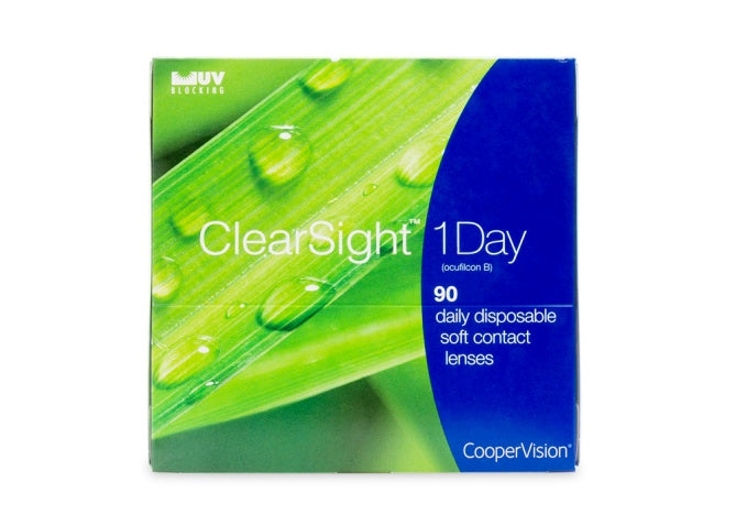 ClearSight 1 Day (90 Pack) (3851081220156)