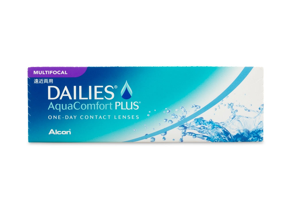 DAILIES AquaComfort PLUS Multifocal (30 Pack) (3844303290428)