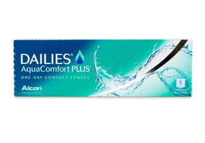 DAILIES AquaComfort PLUS (30 Pack) (3844172382268)