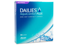 Load image into Gallery viewer, DAILIES AquaComfort PLUS Multifocal (90 Pack)