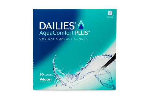 DAILIES AquaComfort PLUS (90 Pack) (3795502006332)
