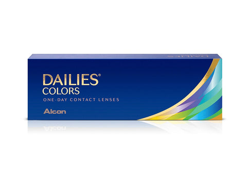 DAILIES Colors (30 Pack) (3844349493308)