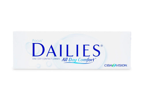 Focus Dailies Aqua Release (30 Pack)
