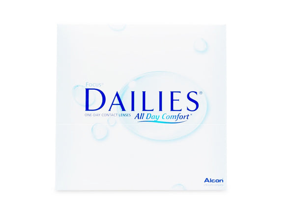 Focus Dailies Aqua Release (90 Pack) (3848626274364)