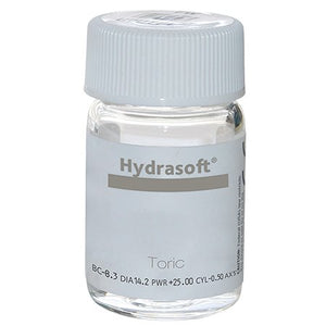 Hydrasoft Toric (3 Pack)