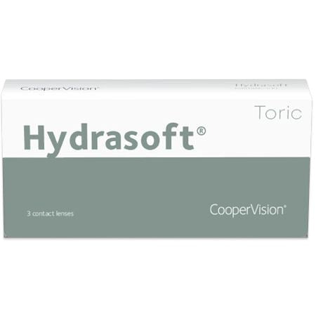 Hydrasoft Toric Thin (3 Pack) (3851171889212)