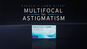 ULTRA Multifocal for Astigmatism (6 Pack)