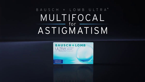 ULTRA Multifocal for Astigmatism (6 Pack) (3848671428668)