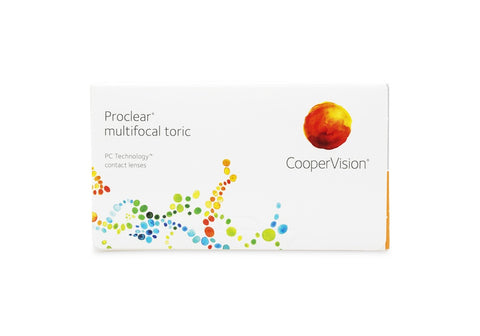 Proclear Multifocal Toric (6 Pack) (3850897129532)