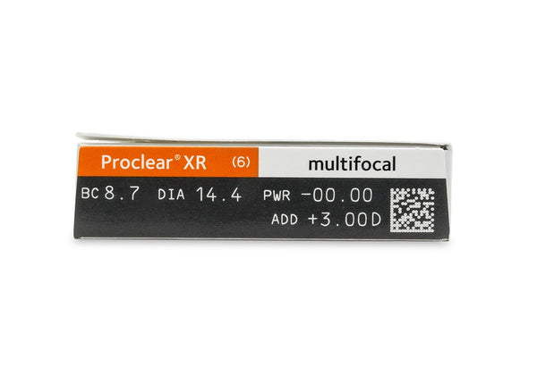 Proclear XR Multifocal N/D (6 Pack) (3850891919420)
