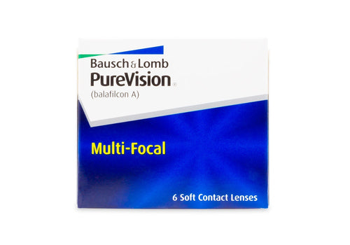 PureVision Multifocal (6 Pack)