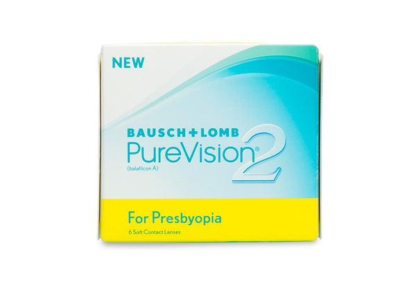 PureVision 2 Multifocal for Presbyopia (6 Pack) (3849531326524)