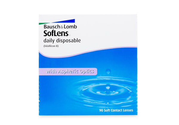 SofLens Daily Disposable (90 Pack) (3849572581436)