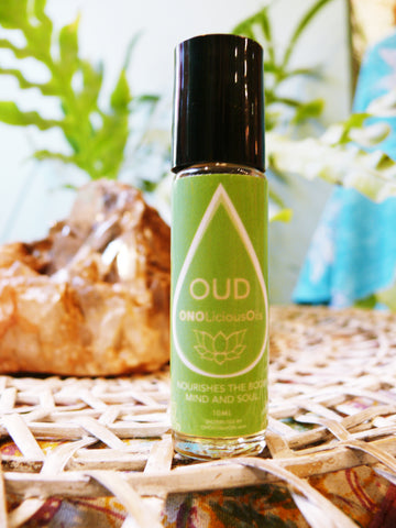 ONOLICIOUS OIL OUD BLEND