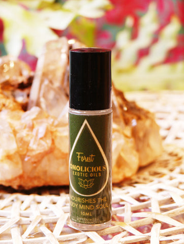 ONOLICIOUS OIL FOREST BLEND