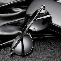 Men's Sunglasses Brand Designer Pilot Polarized Male Sun Glasses Eyeglasses gafas oculos de sol masculino For Men