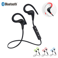 Bluetooth Earphone Wireless Headphones Sport Mini Handsfree Bluetooth Headset With Mic Hidden Earbuds For IPhone All Smart Phone