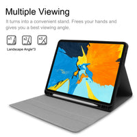 For Apple Ipad Air1/2 Ipad Pro 9.7/Ipad 9.7(2017/2018)Smart Sleep Tablet Bluetooth Keyboard Case