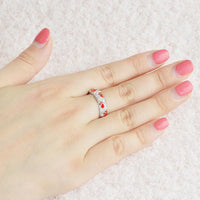 Pet Dog paw Simple Jewelry Ring