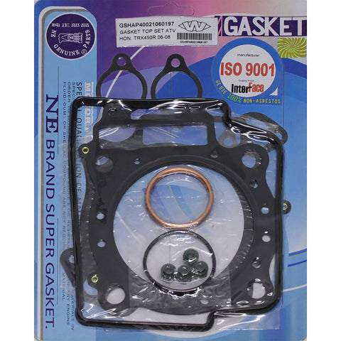 WHITES GASKET SET TOP HON TRX450R 05-09