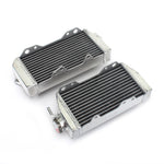 WHITES RADIATORS HON CRF450R 02-04 PAIR