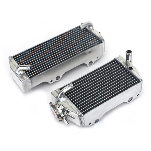 WHITES RADIATORS SUZ RMZ450 06 PAIR