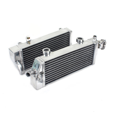 WHITES RADIATORS KTM SX125 08 PAIR
