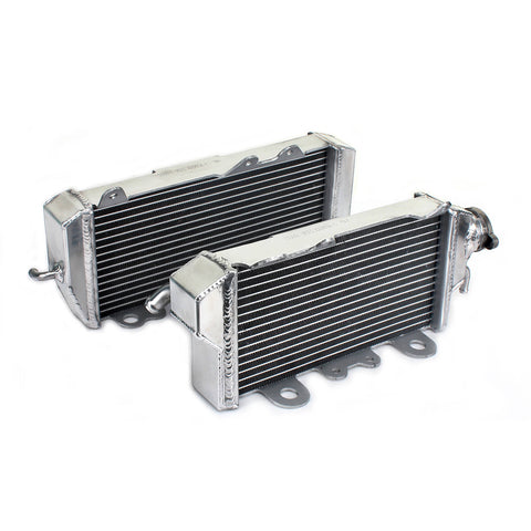 WHITES RADIATORS KAW KX/KLX450F 09-11 PAIR