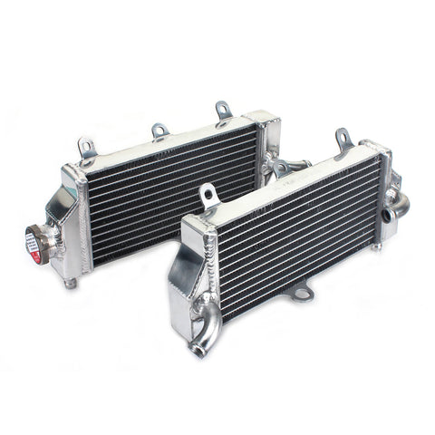 WHITES RADIATORS YAM YZ250F 10-13 PAIR