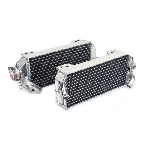 WHITES RADIATORS SUZ DRZ400E 02-17 PAIR