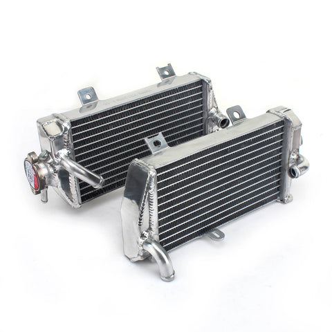 WHITES RADIATORS HON CRF250R 14-15 PAIR