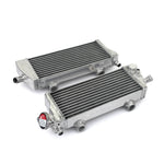 WHITES RADIATORS KTM EXC-F/XCF-W/HUSQ FE250/350/450/501 PAIR