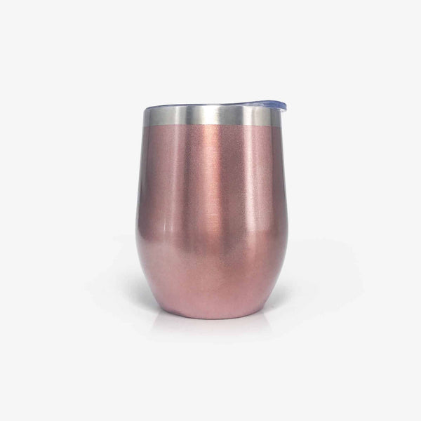 30th Birthday Gifts Stainless Steel Wine Tumbler with Lid | Onebttl
