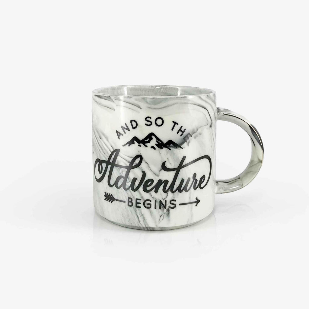 And So The Adventure Begins Mug | Onebttl