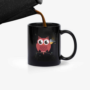 Owl Coffee Mug - Magic Owl Gifts