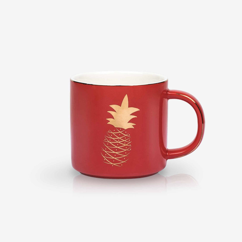 Pineapple Coffee Mugs Drinking Cup - 12oz | Onebttl